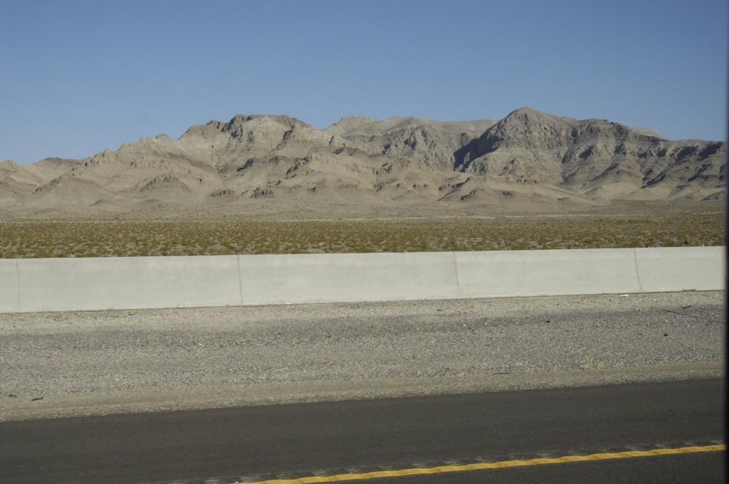 Paysage du Nevada